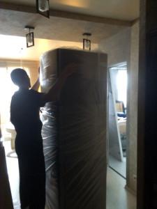 Специалисты Переезд 24 упакуют вашу мебель. Крупногабаритные вещи будут разобраны, тщательно уложены, перевезены и собраны на новом месте